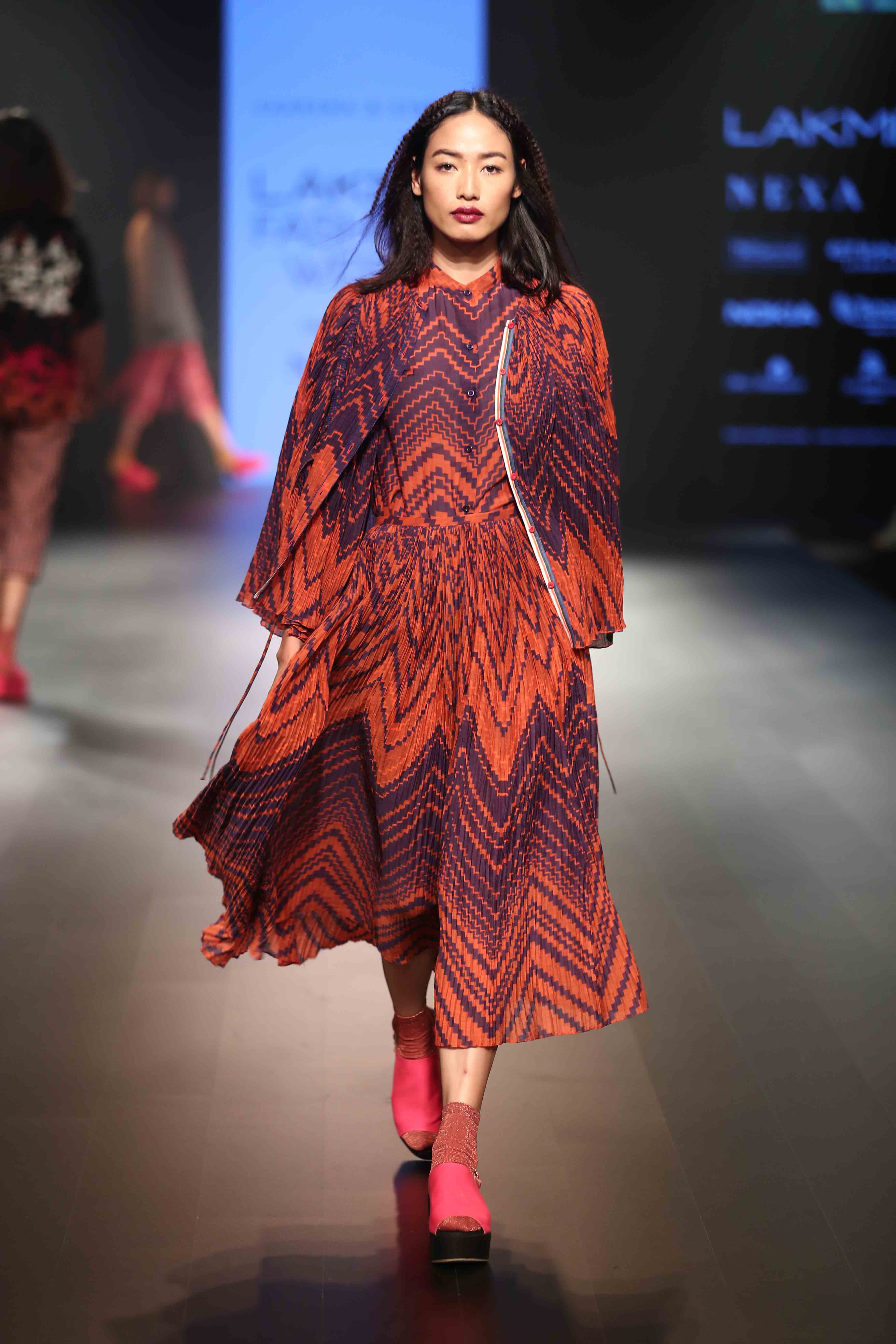 Saaksha & Kinni - Raas - Lakme Fashion Week Winter Festive 2018