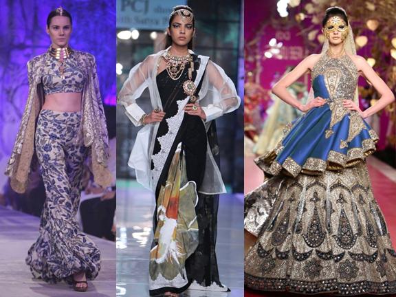 Anamika Khanna Satya Paul Ritu Beri At Pcj Delhi Couture Week 2013 Fashion Design Council Of India The Fashion Orientalist