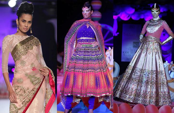 Varun Bahl Manish Arora At Pcj Delhi Couture Week 2013 Fashion Design Council Of India The Fashion Orientalist