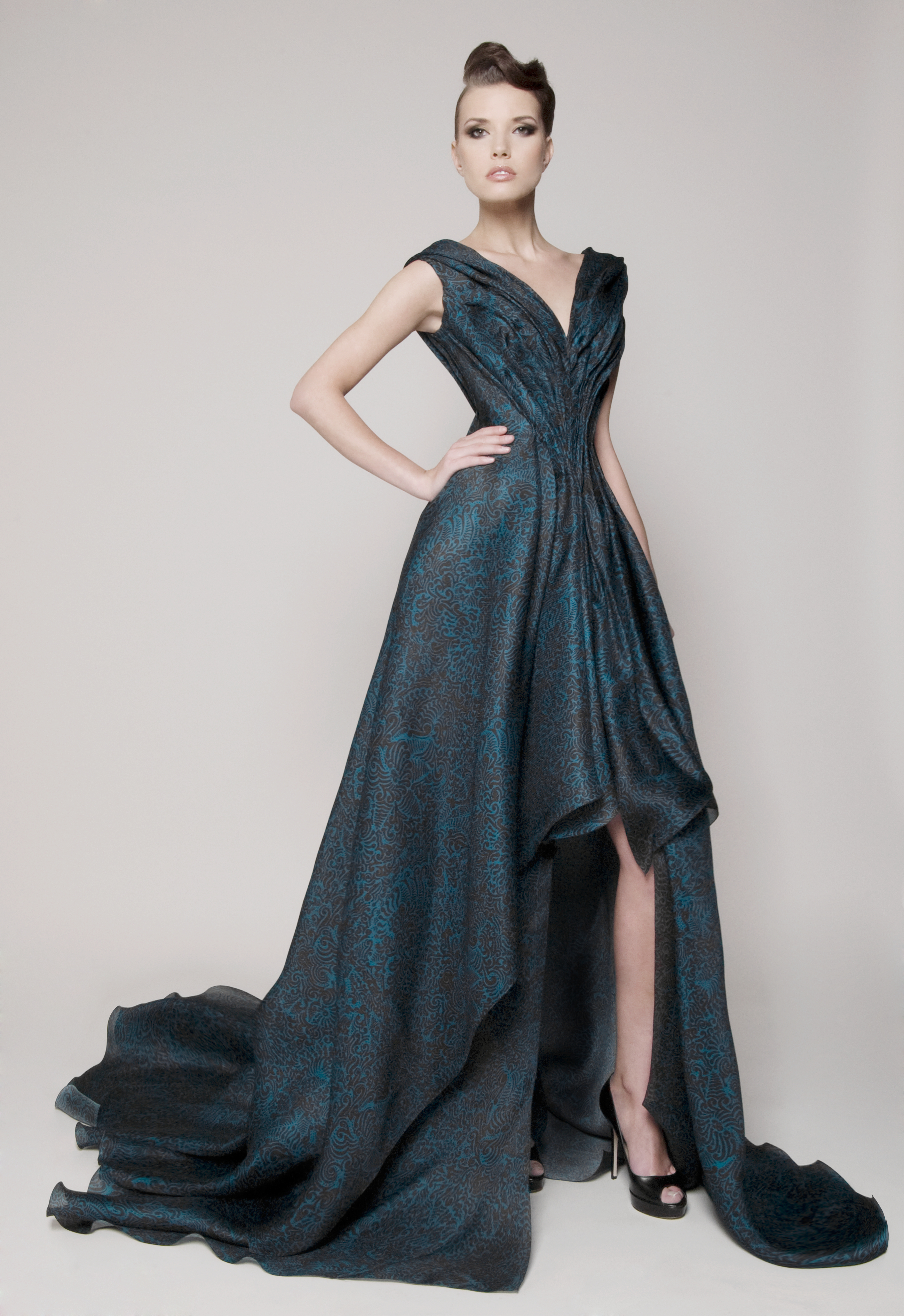 Fashion designer dina jsr 39 the architecture of clothing for California fashion designers directory