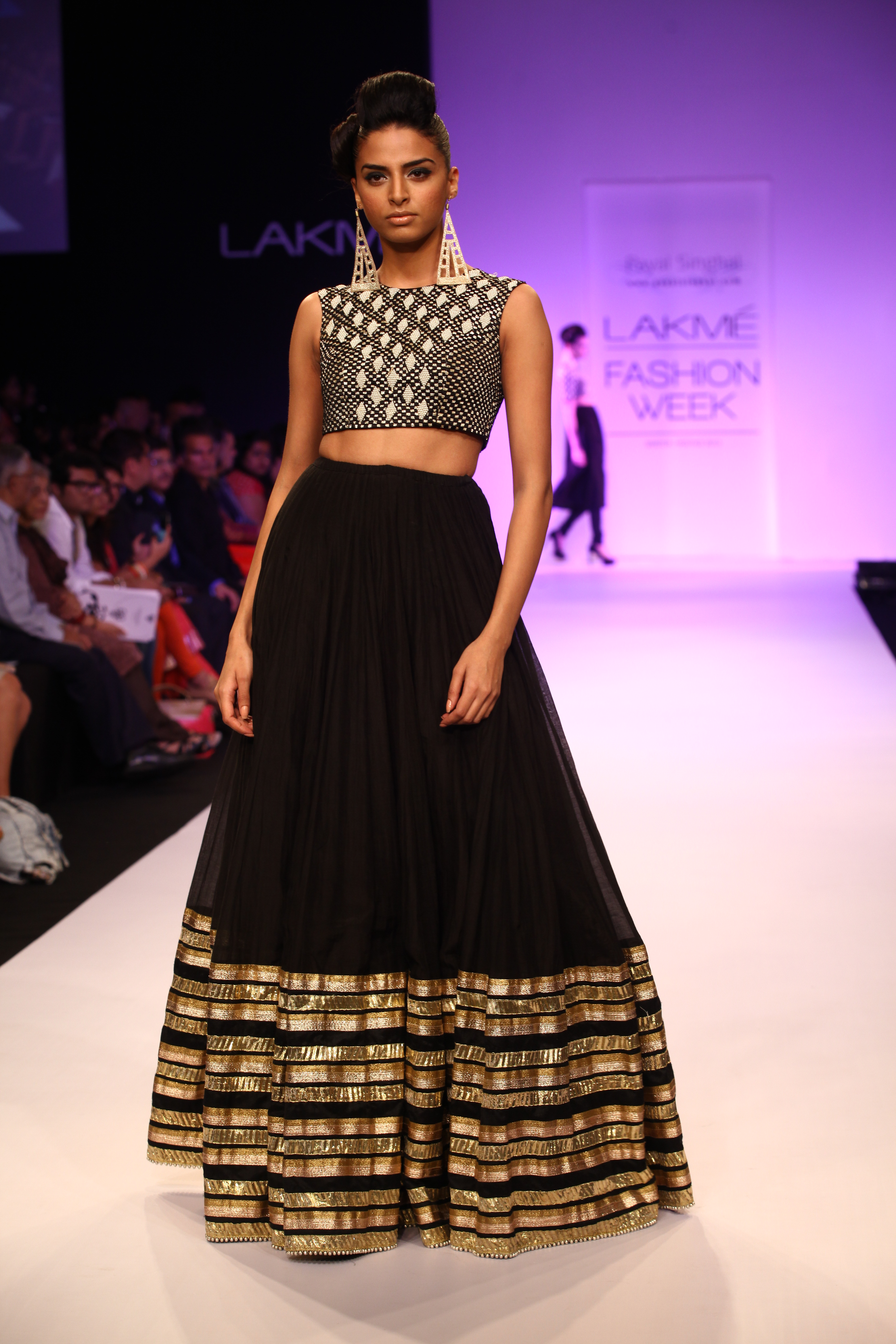 Payal Singhal: Contemporary Indian Fashion - The Fashion ...