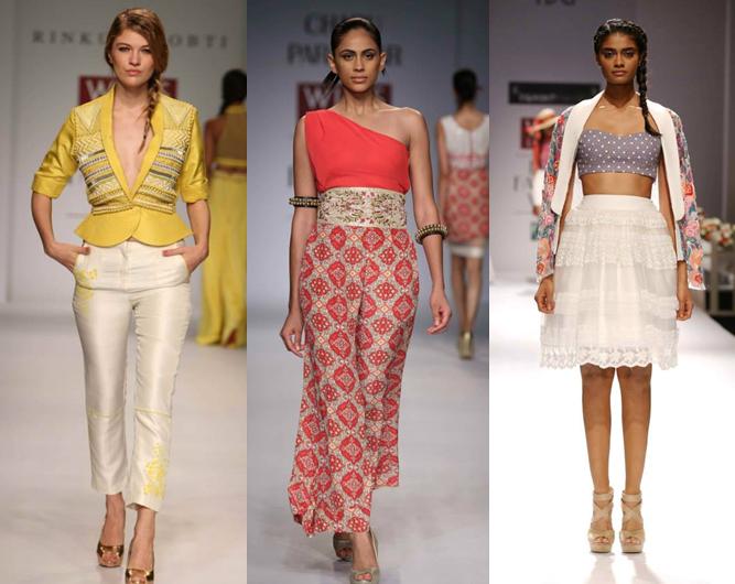Rinku Sobti, Charu Parashar, Hemant & Nandita - Wills Lifestyle India Fashion Week