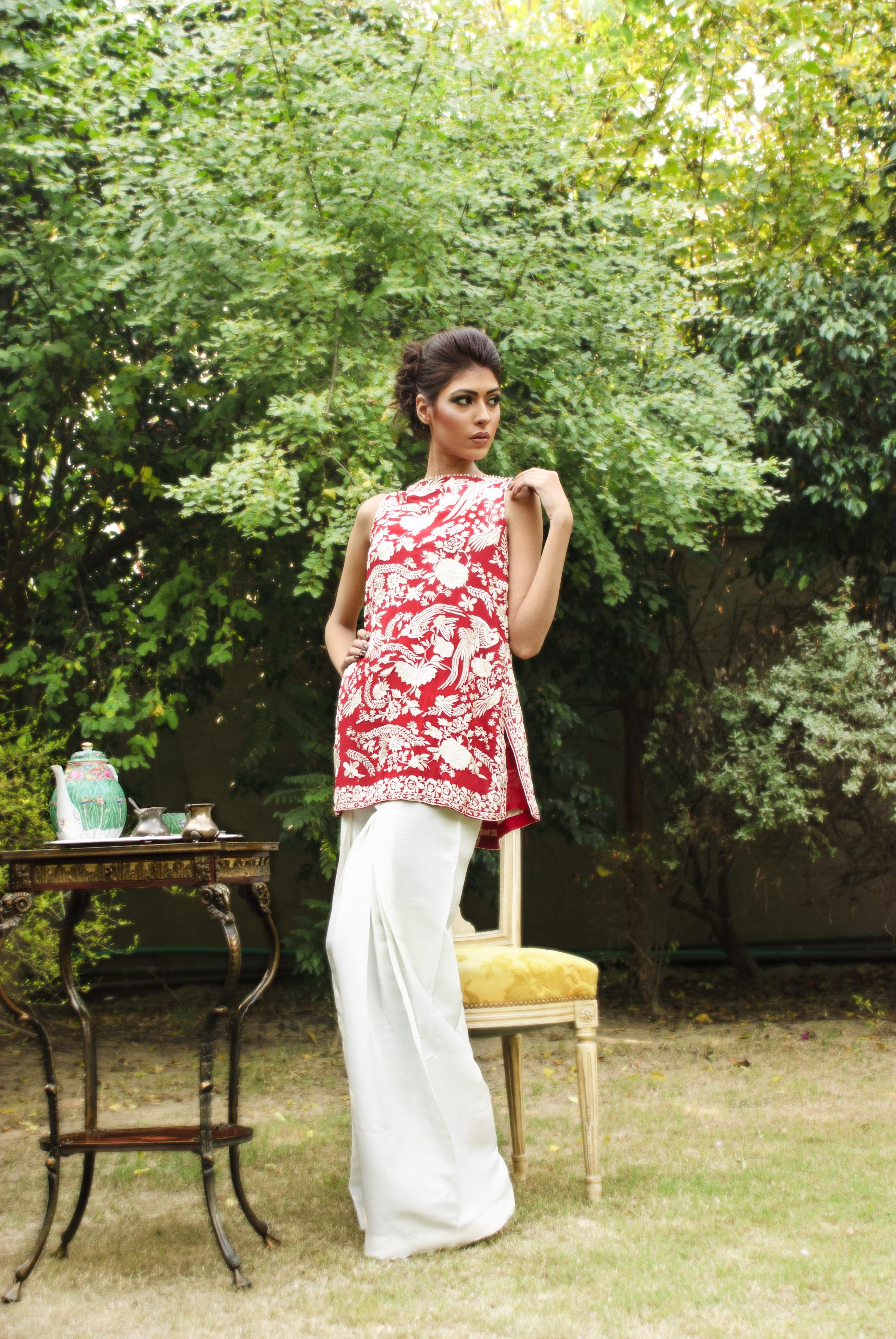 Mahgul for Nasreen Shaikh - Photography: Sara Khan