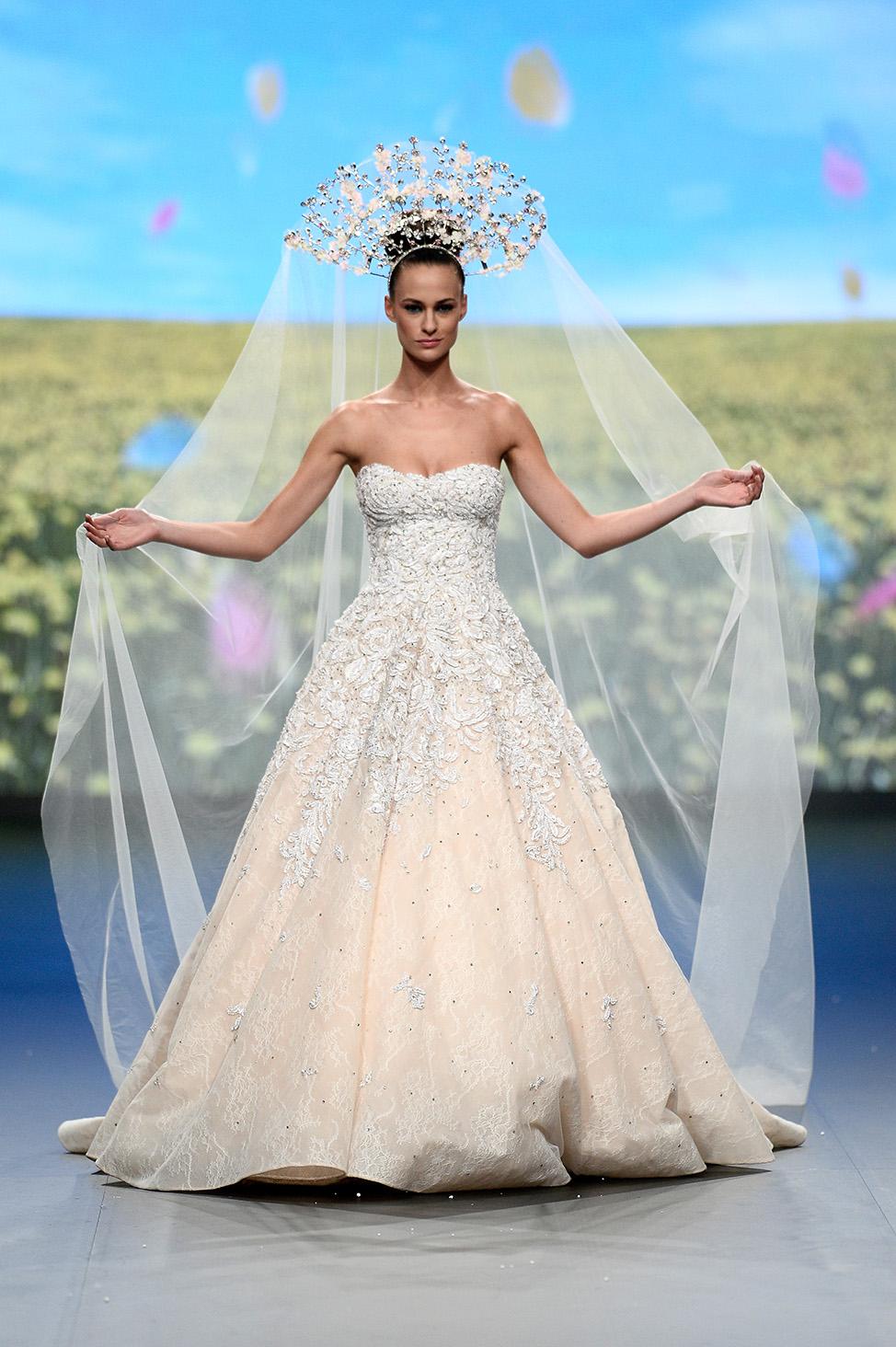 Rami Kadi - Fashion Forward Dubai - Photography Credits: Ian Gavan - Stuart Wilson - Getty Images