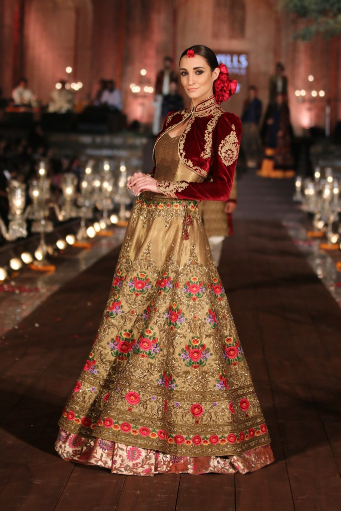 Rohit Bal - WIFW SS15 2014