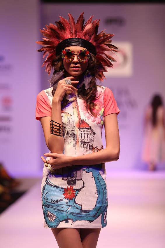India Runway Week 2015 - Akassh K Aggarwal