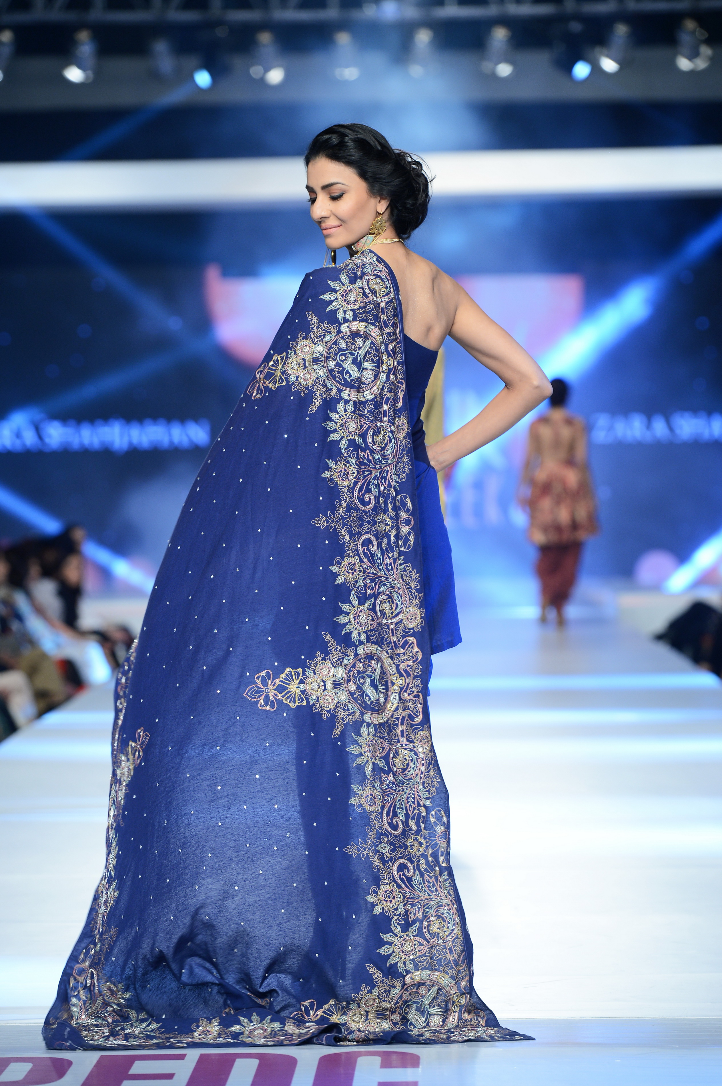 Zara Shahjahan - Photography by Faisal Farooqui and his team at Dragonfly