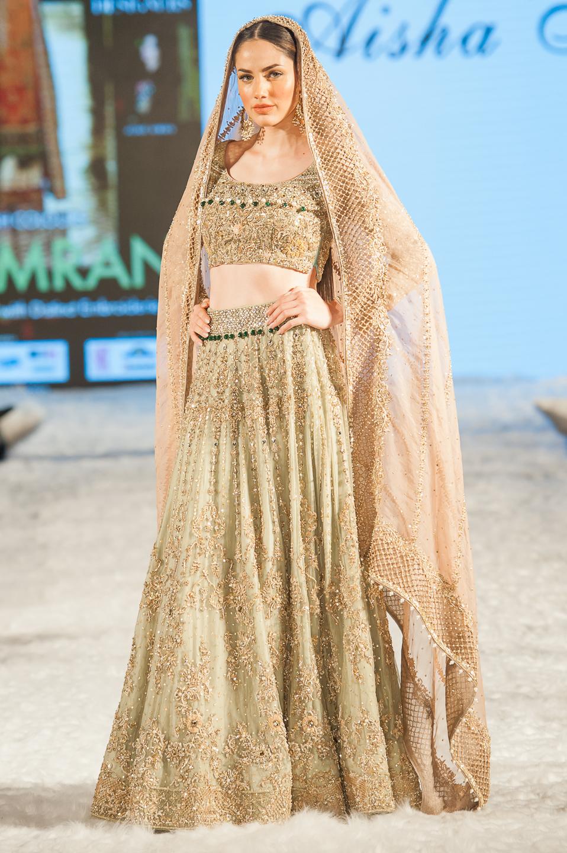 Aisha Imran - Pakistan Fashion Week London - Photography by Shahid Malik