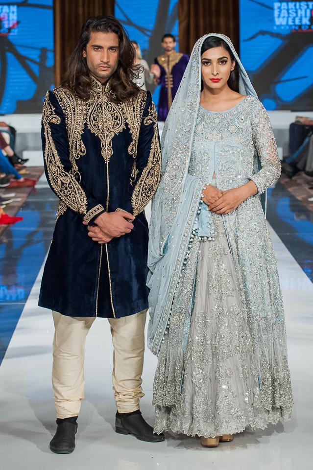 Rizwan Ahmed - Pakistan Fashion Week London - Photography Shahid Malik