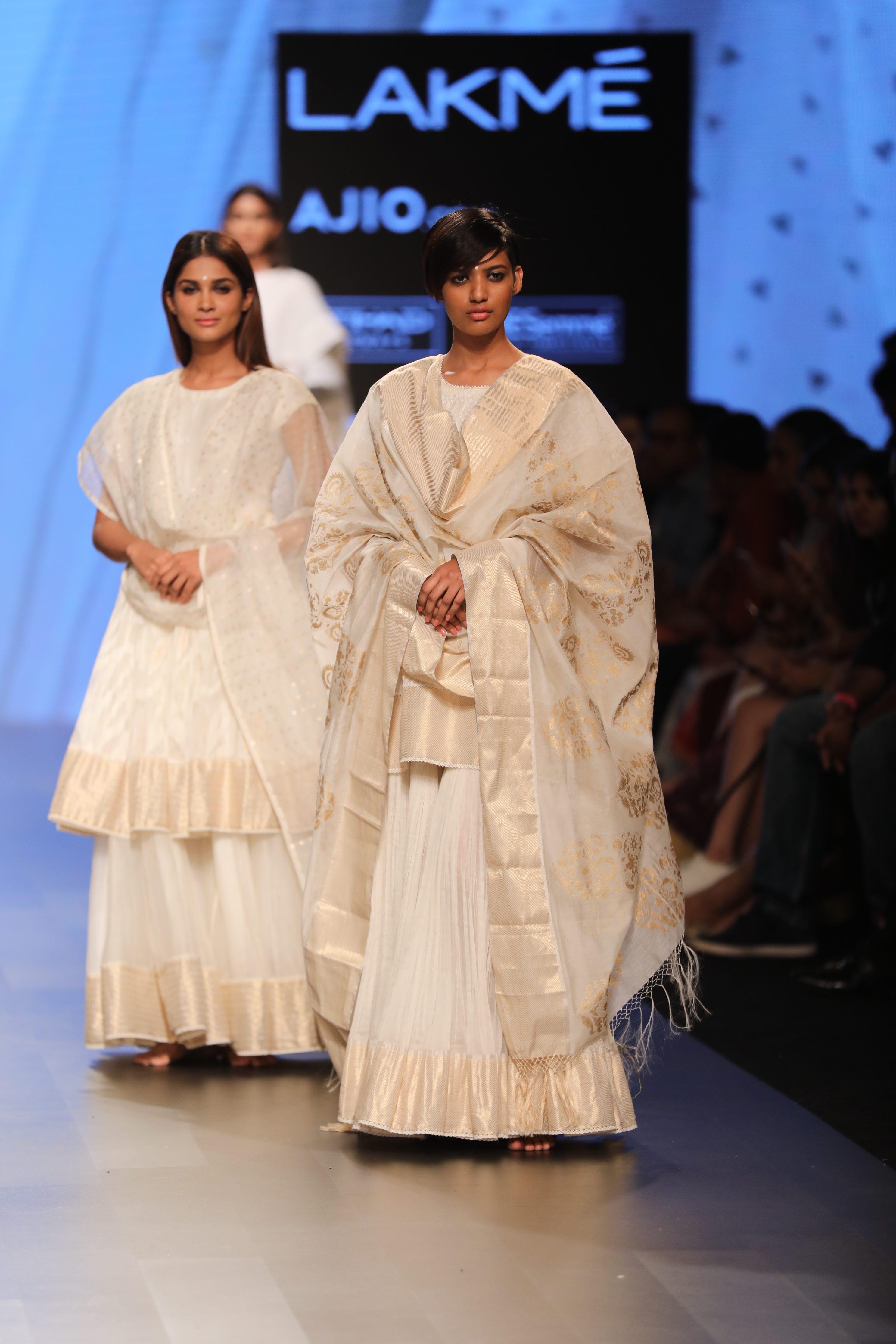 Gaurang - Muslin - Lakmé Fashion Week Summer/Resort 2017
