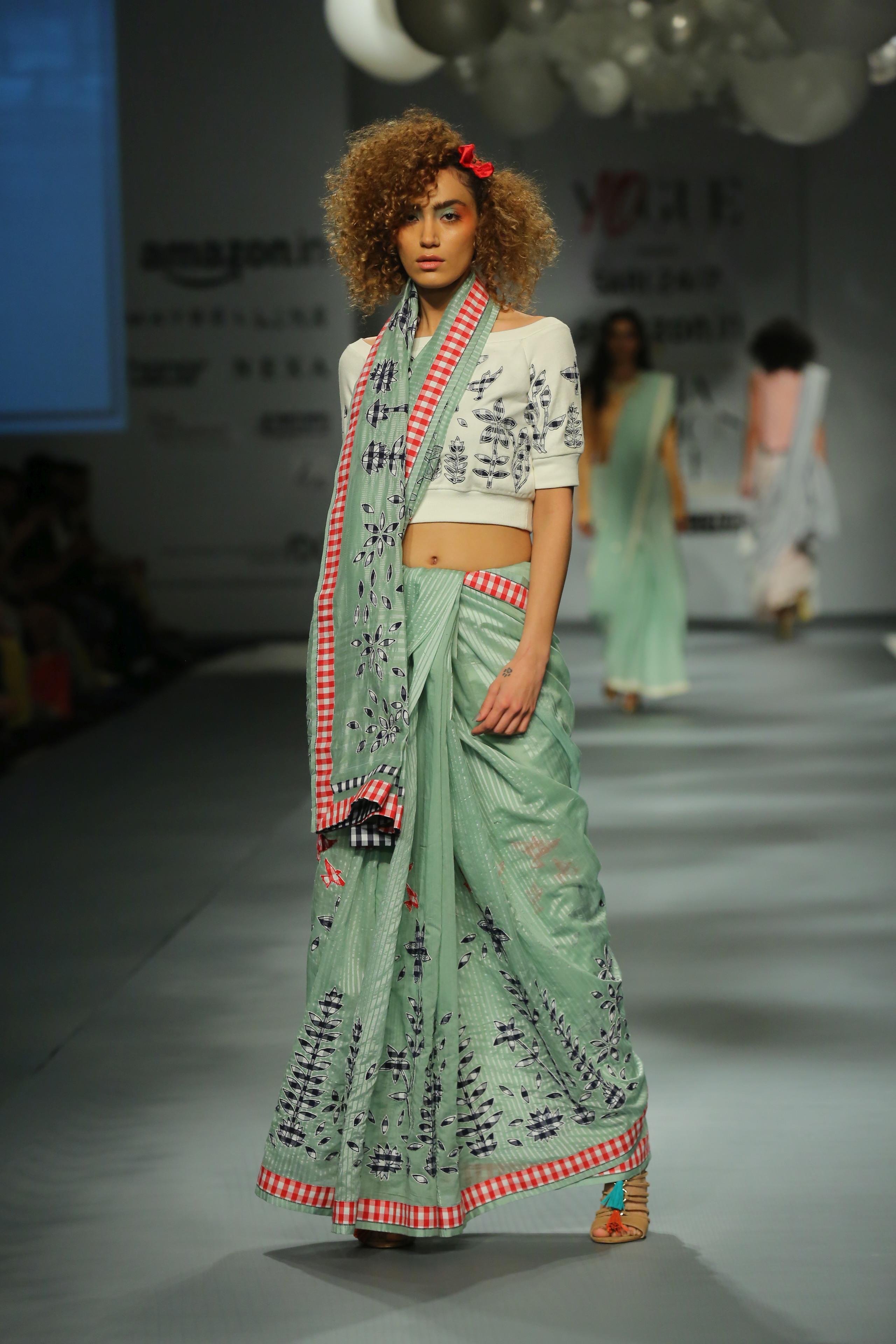 Rahul Mishra - Vogue India - Amazon India Fashion Week AW17