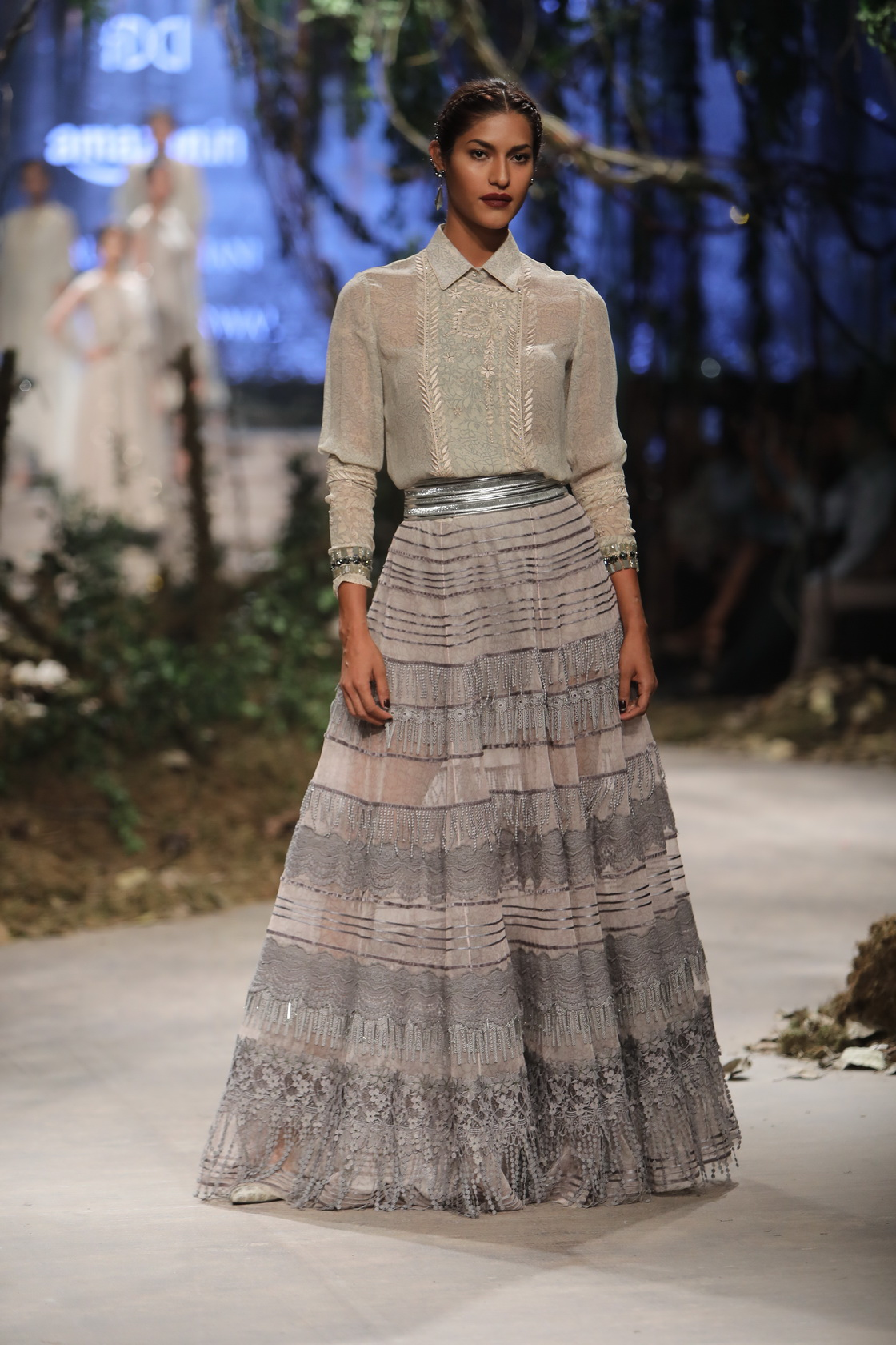 Tarun Tahiliani - Amazon India Fashion Week AW17