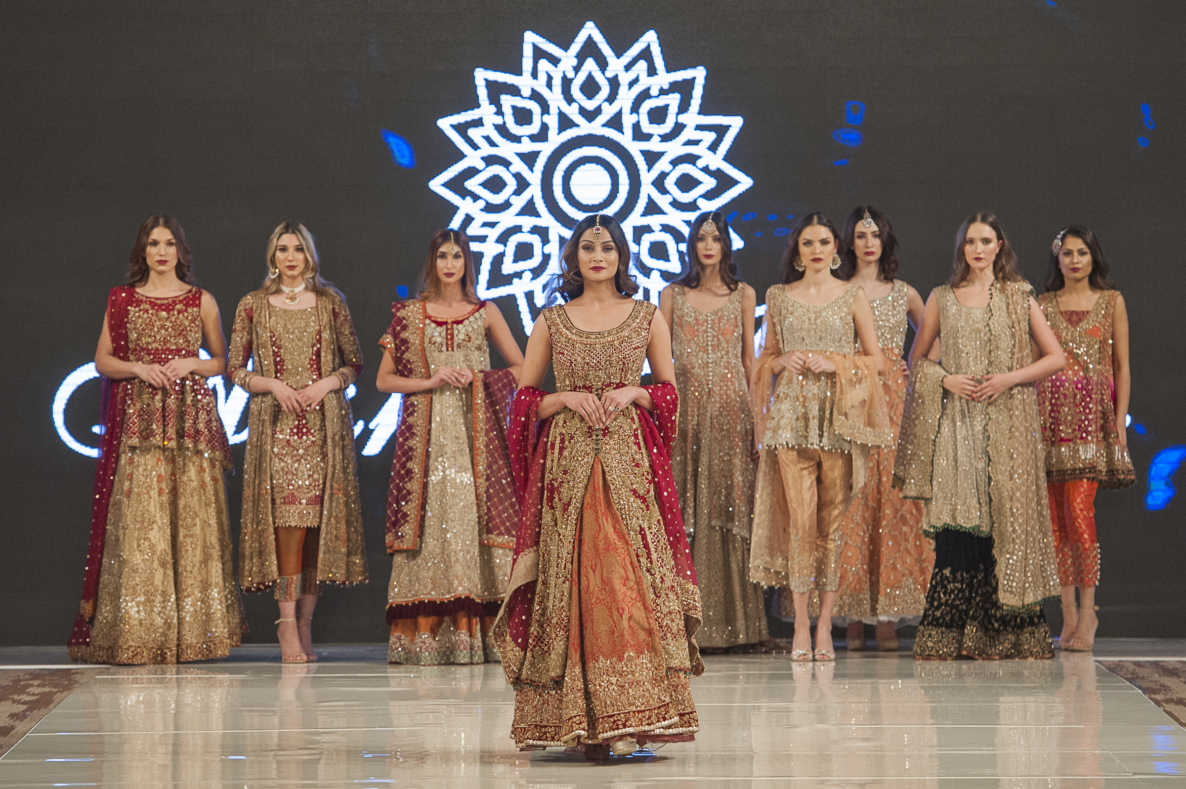 Best Of Pakistan Fashion Week London The Fashion Orientalist