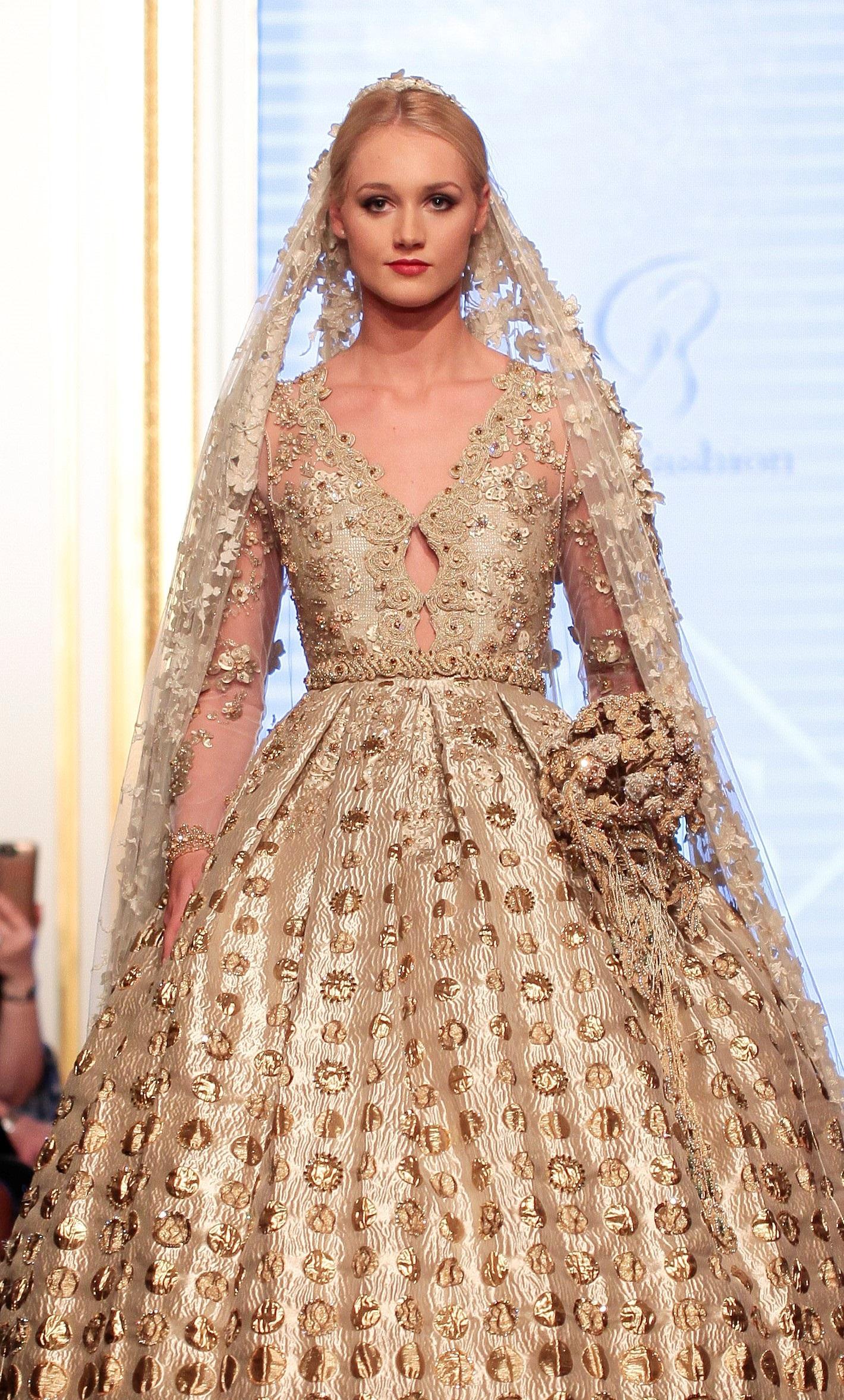 Fatima Zohra Idrissi - Oriental Fashion Show Paris 2018